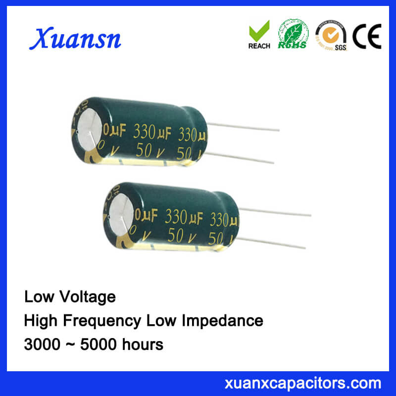 50v 330uf Best Electrolytic Capacitors For Audio Capacitor
