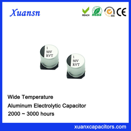 1uf 50v Chip Type Surface Mount Electrolytic Capacitor