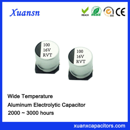 100UF 16V V-Chip Standard Electrolytic Capacitor