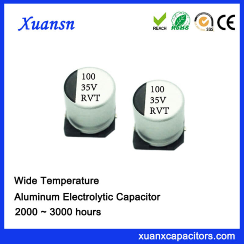100uf 35v Chip Aluminum Electrolytic Capacitor Wholesale