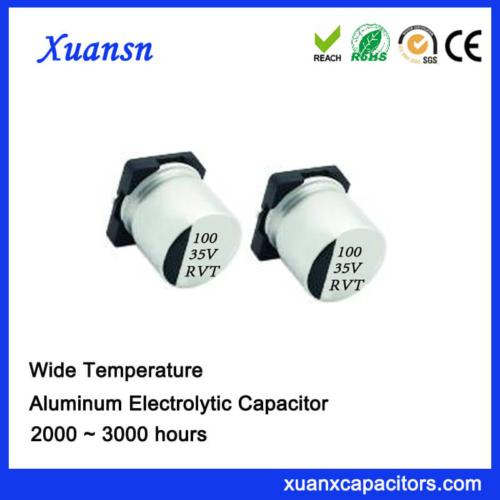 100uf 35v Chip Aluminum Electrolytic Capacitor Wholesale