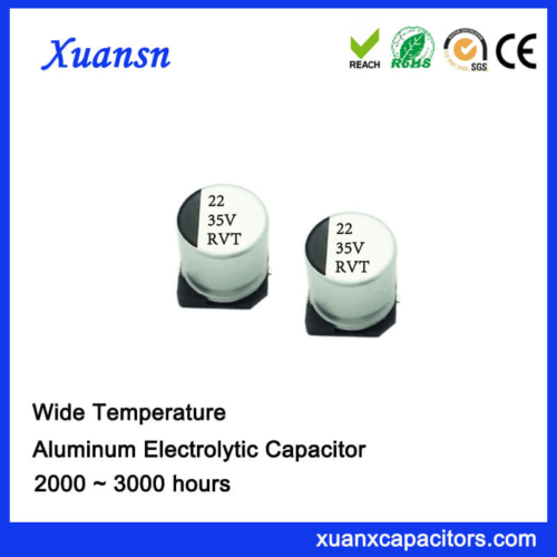 22uf 35v SMD Aluminum Electrolytic Capacitor Chip Type