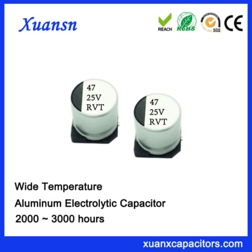 47uf 25v Chip Type Electrolytic Capacitor Supplier