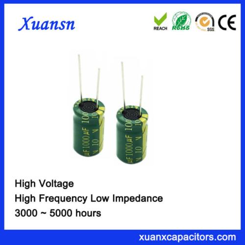 Capacitor 1000uf 10v