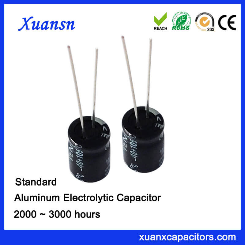 33UF 100V General Electrolytic Capacitor For Sale