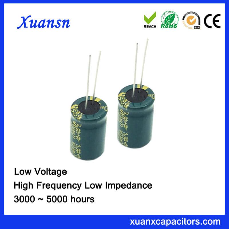 Large Capacity 3300uf 10v Capacitor Electrolytic