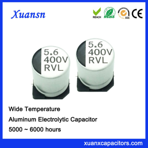 Chip High Voltage 5.6UF 400V Electrolytic Capacitor