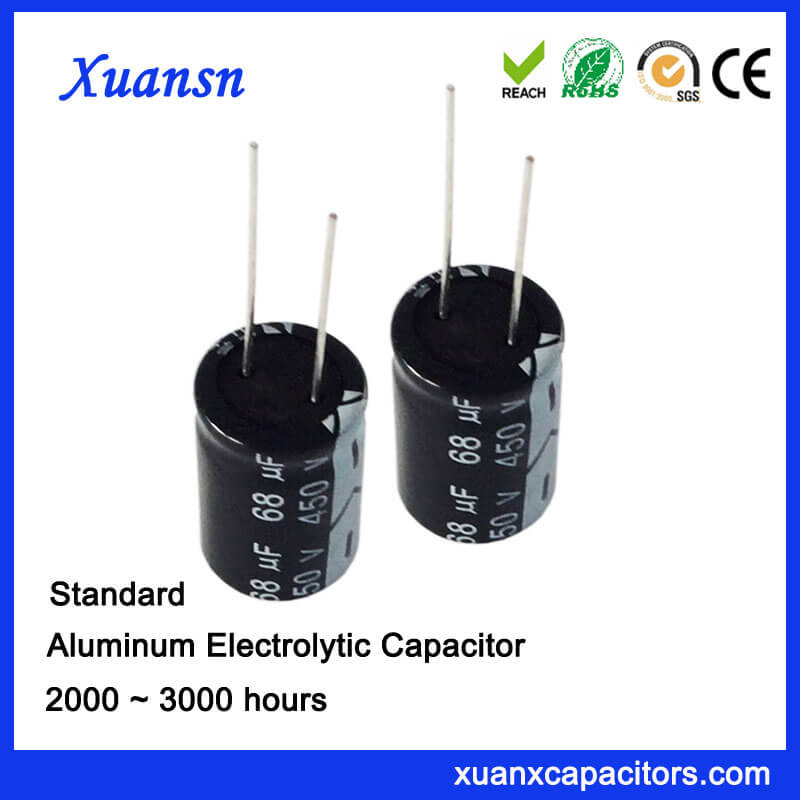 450V High voltage Electrical Capacitor Manufacturers