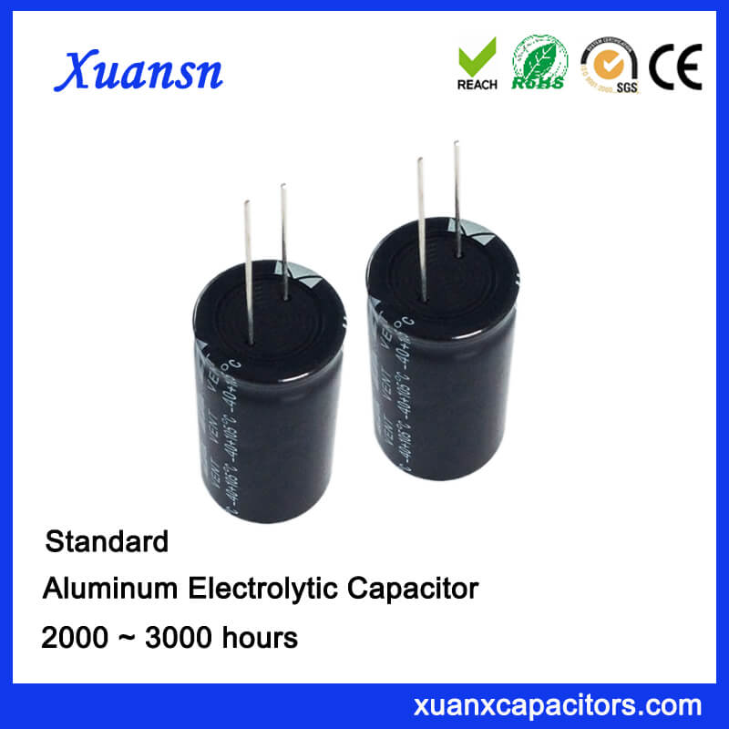 Standard 200V680UF Electrolytic Capacitor China