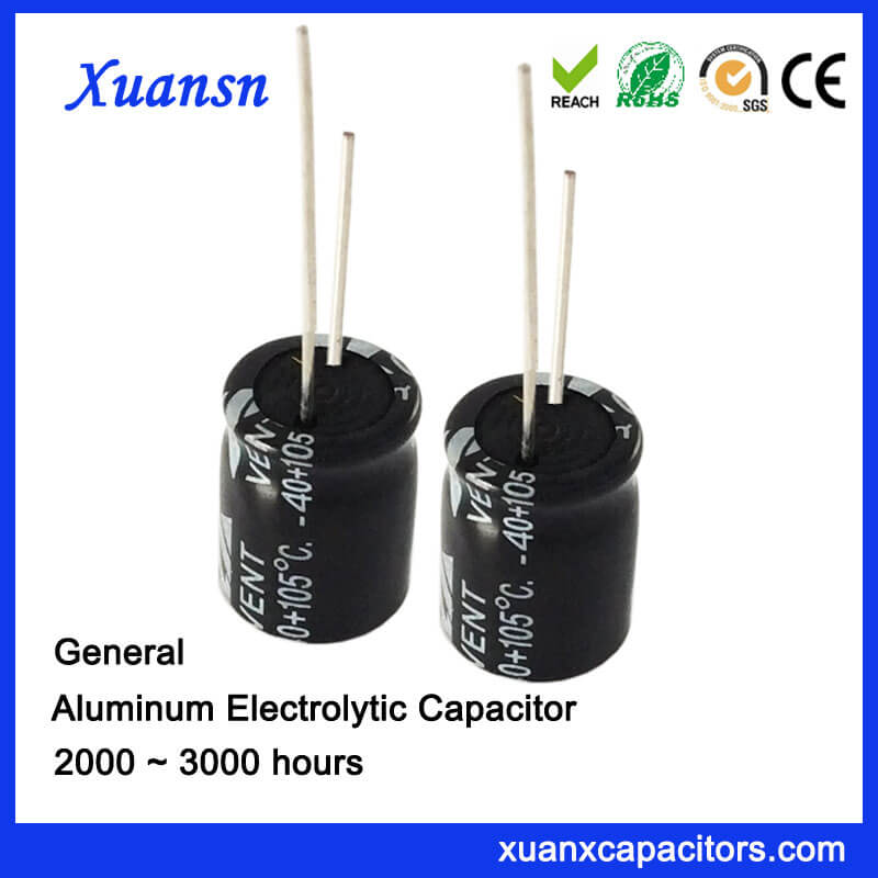 High Voltage 400v 10uf Capacitor Electrolytic