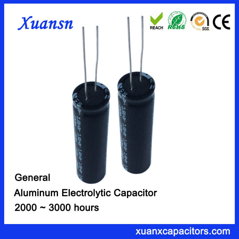 100uf 400v High Voltage Electric Capacitors