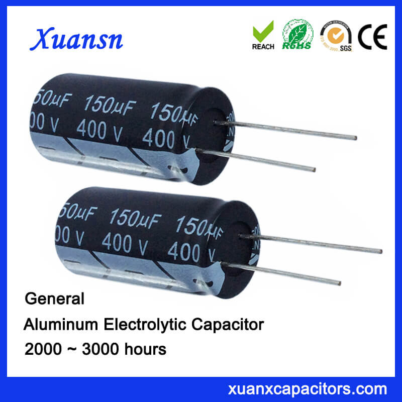400v 15uf Capacitor Electrolytic For Adapter