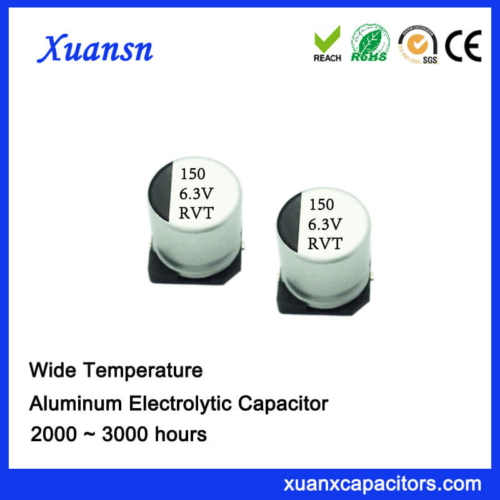 150UF 6.3V Standard Low Voltage Surface Mount Capacitor