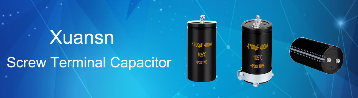 screw capacitor