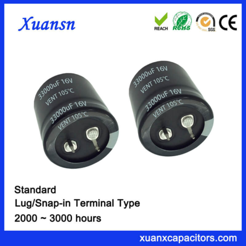 Xuansn Directly 16V 33000UF Capacitor Snap In
