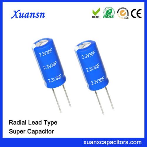 30 Farad Super Capacitor
