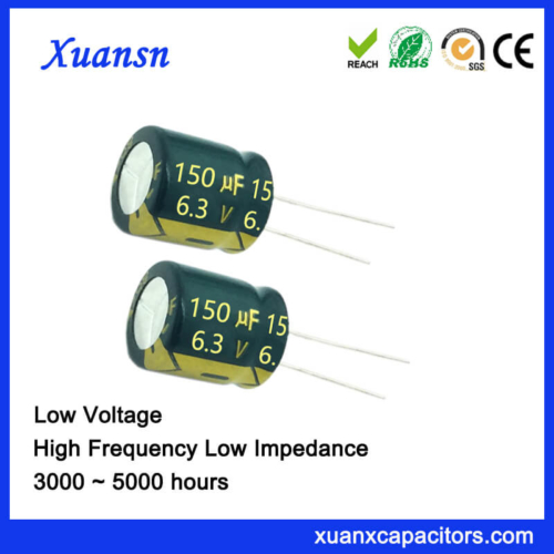 Automotive Electrolytic Capacitor 150UF 6.3V 5000Hours