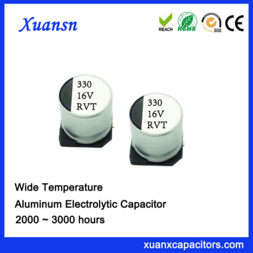 Cheap SMD 330UF 16V Standard Electrolytic Capacitor