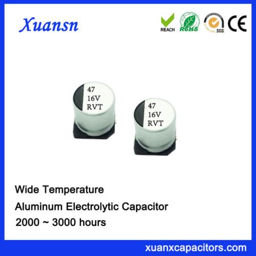 47UF 16V SMD Standard Aluminum Electrolytic Capacitor