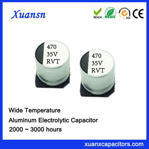Wholesale 470UF 35V Standard SMD Electrolytic Capacitor