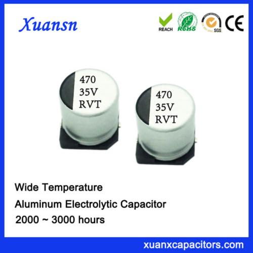 Wholesale 470UF 35V Standard SMD Electrolytic Capacitor