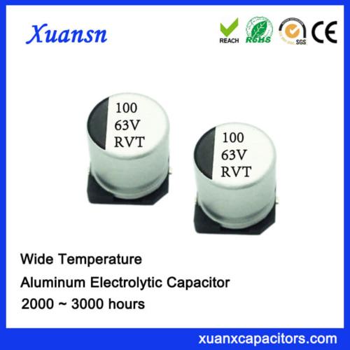100UF 63V SMD Standard Electrolytic Capacitor