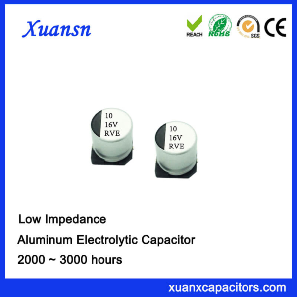 10UF 16V Chip High Frequency Low Impedance Capacitor