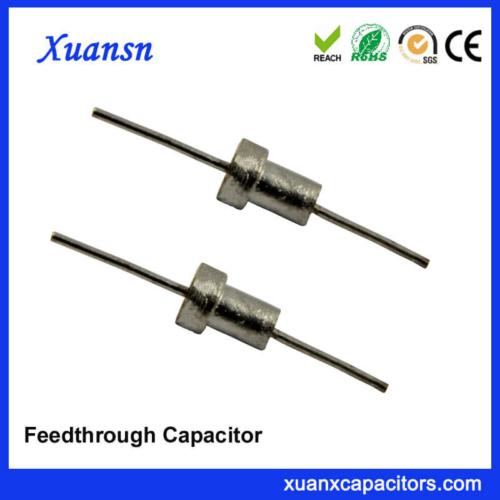 feedthrough capacitor
