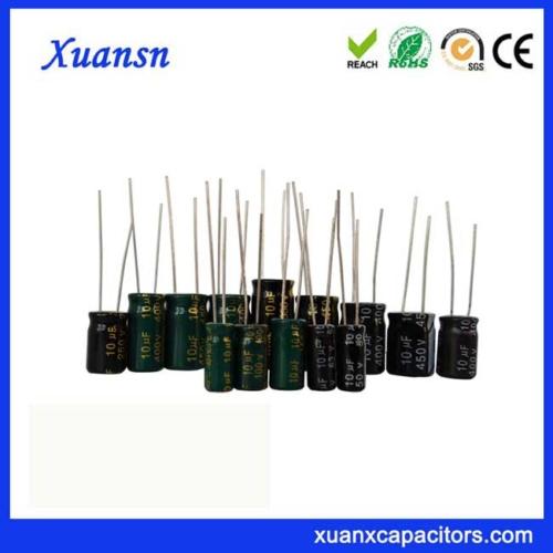 Electrolytic capacitor 10UF