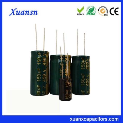 Electrolytic capacitor 150UF