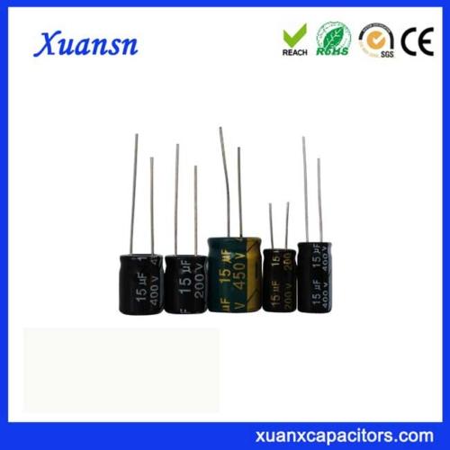 Electrolytic Capacitor 15uf