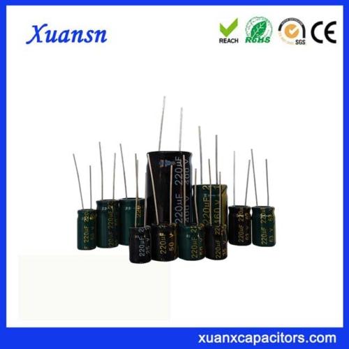 Electrolytic capacitor 220UF