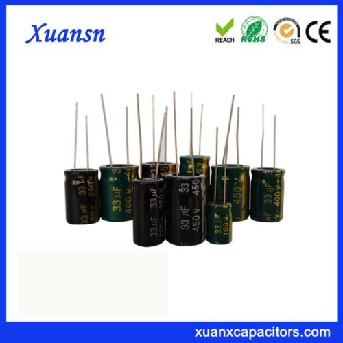 Electrolytic Capacitor 33uf