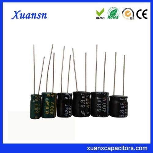 Electrolytic Capacitor 6.8UF