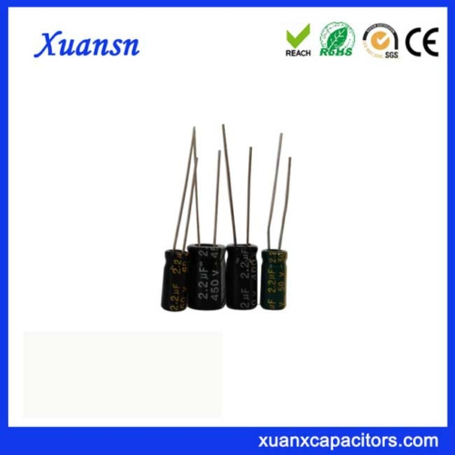 Electrolytic capacitor 2.2