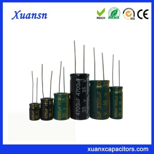 Electrolytic Capacitor 35V