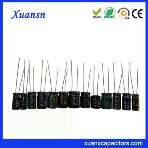 Electrolytic Capacitor 4.7UF