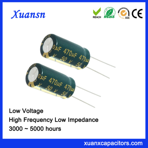 Electrolytic Capacitor Filter