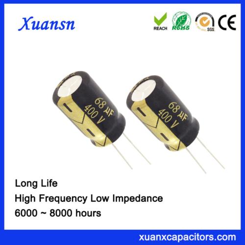 air conditioner parts electrolytic capacitor