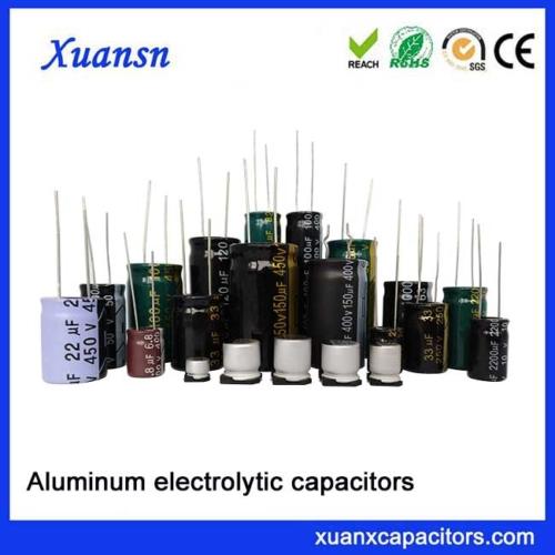 Electrolytic Capacitor China