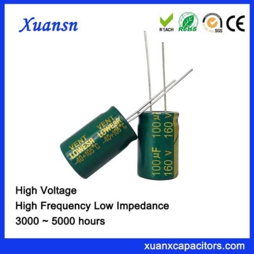 100uf electrolytic capacitor