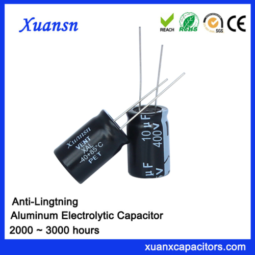 surge protector capacitor 10uf400v