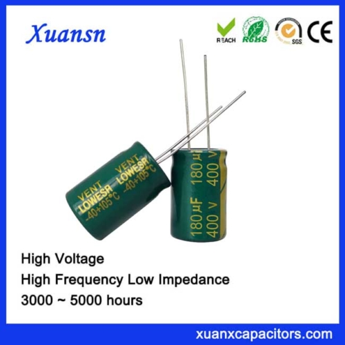 High Ripple Current capacitor 180UF400V
