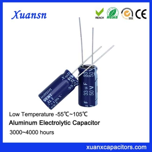 -55℃ starting capacitor 33uf50v