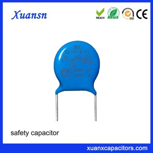 101k400v function of safety capacitor