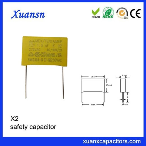 Anti-interference capacitor 105