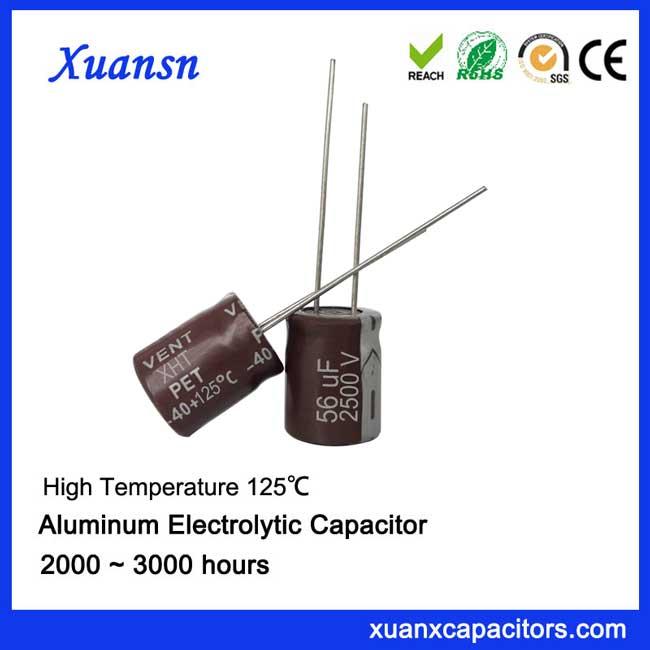 automotive motor capacitor 56uf250v