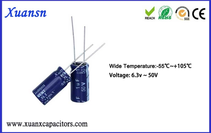 aluminum Electrolytic capacitor supplier, smd electrolytic