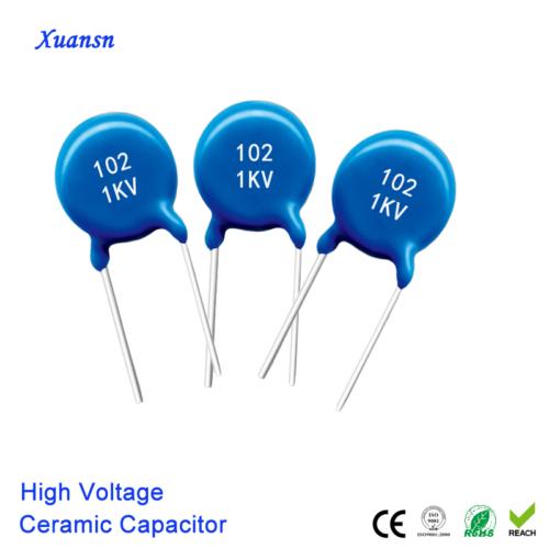 102k1kv ceramic capacitor identification