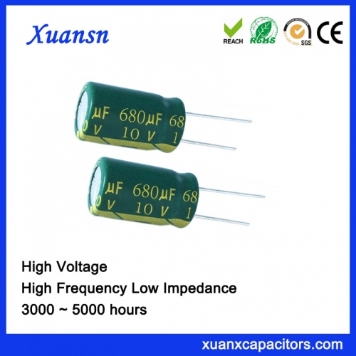 Lighting capacitor 680uf10v spare parts